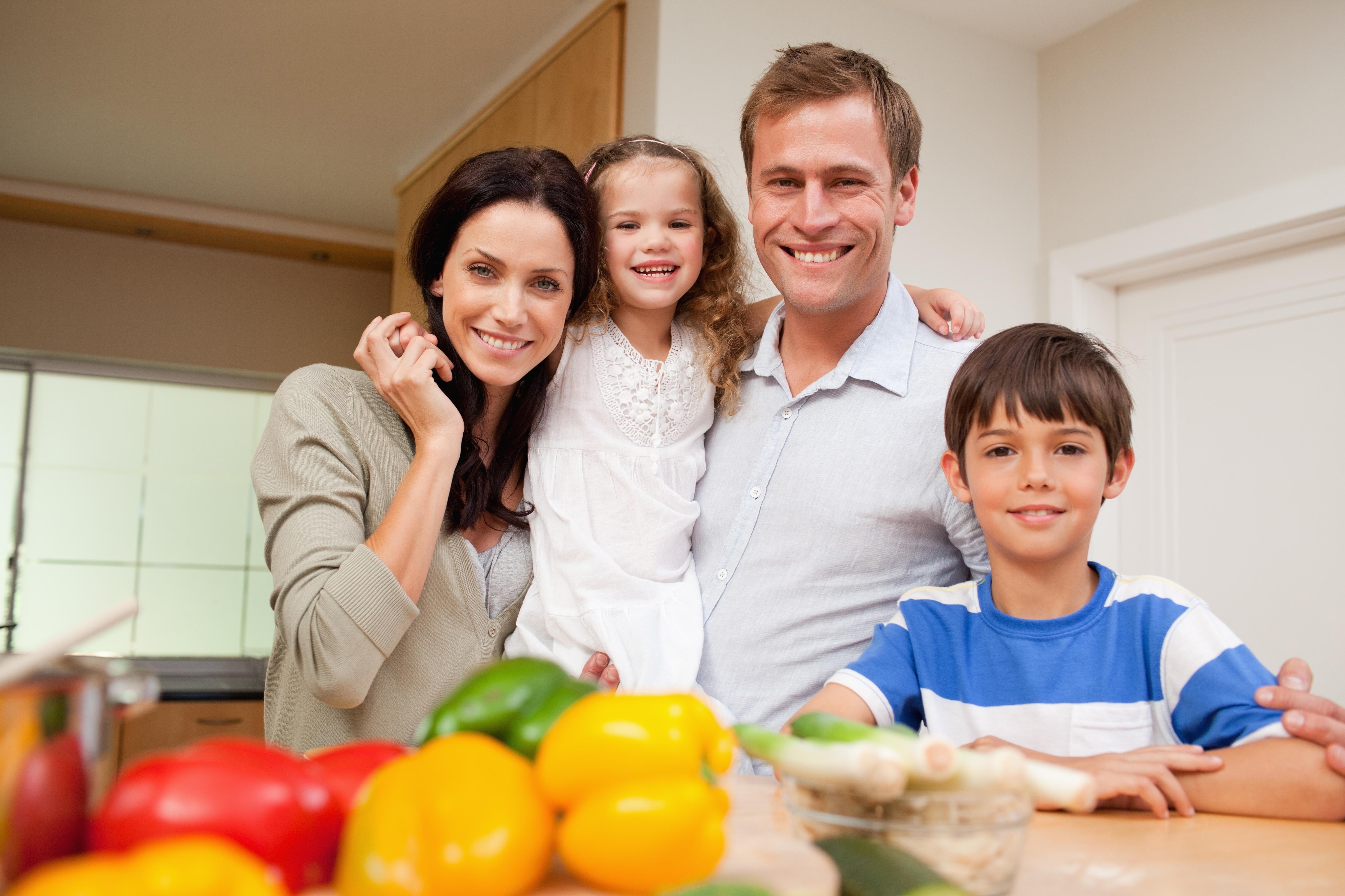 家族が幸せに暮らせる家とは?